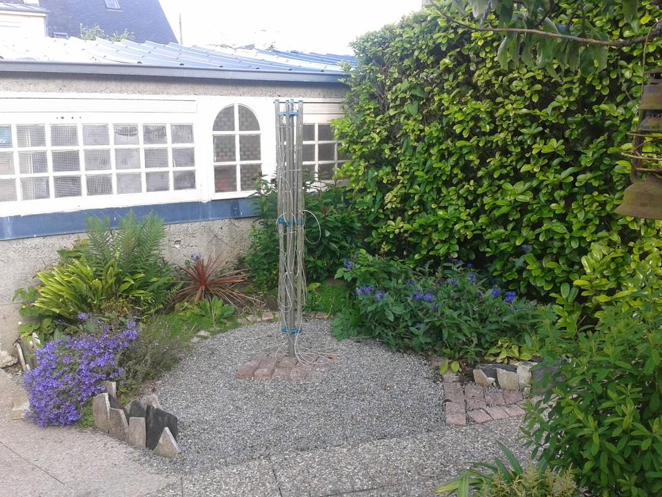 Petit jardin de ville
